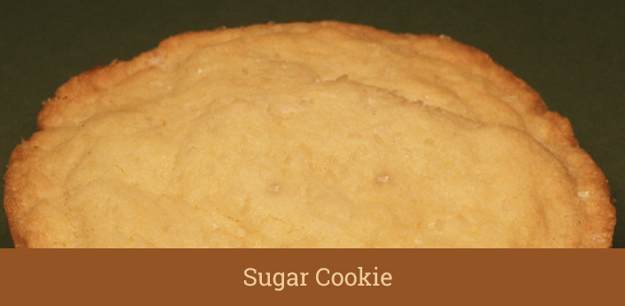 Plain Sugar Cookie
